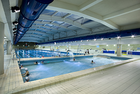 La piscine Keller